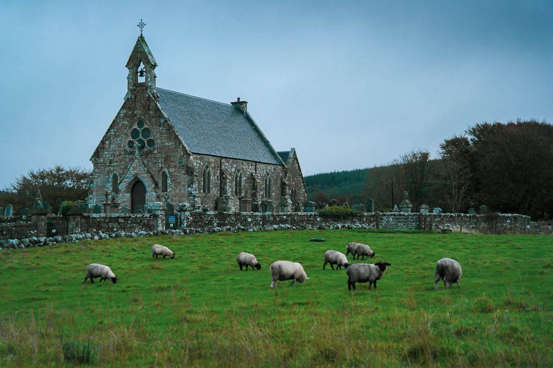 Isle of Arran Glamping - Runach Arainn