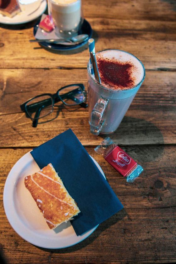 Little Rock Café in Brodick