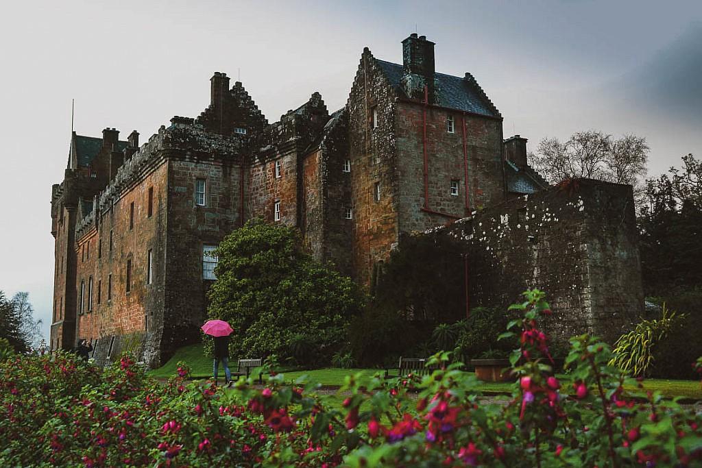 Brodick Castle Isle of Arran