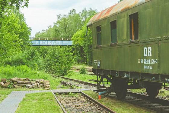 Bahnhof Rehagen