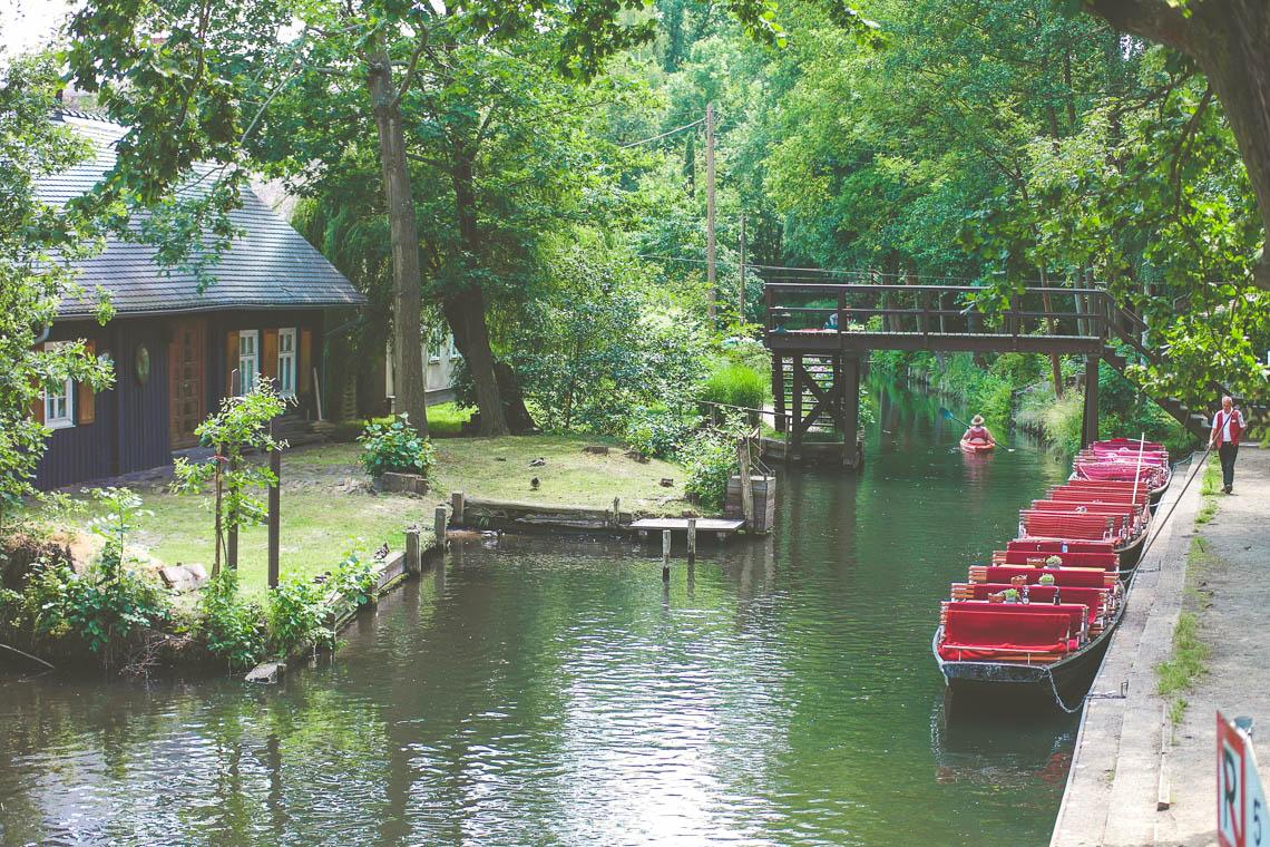 Lehde Ausflugsziele im Spreewald