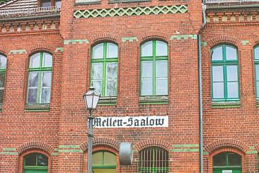Erlebnisbahnhof Mellensee