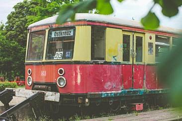 Erlebnisbahnhof Mellensee - Bulli Roadtrip Spreewald & Fläming (44)