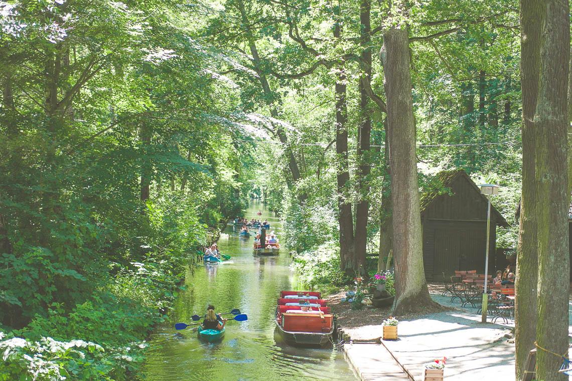 Kanutour im Spreewald (9)