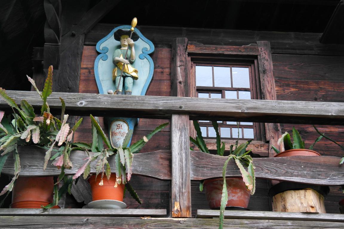 Vogtsbauernhof in Gutach