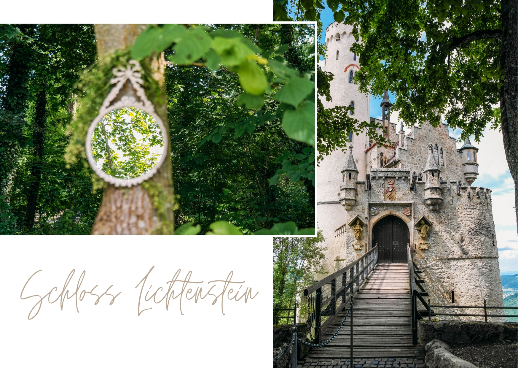 Besondere Ausflugsziele in Baden-Württemberg - Lichtenstein