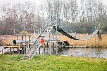 Badeseen rund um Haarlem - De Watergeus