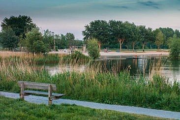 Badeseen rund um Haarlem - Westbroekplas