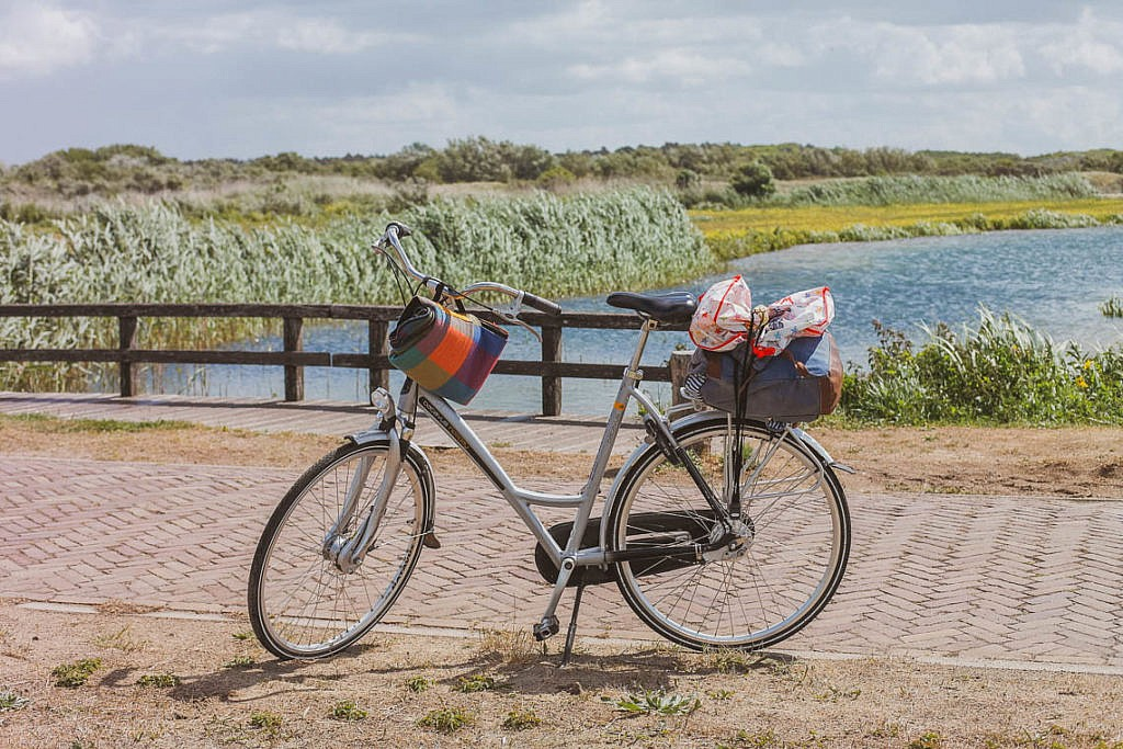 Radfahren in Castricum