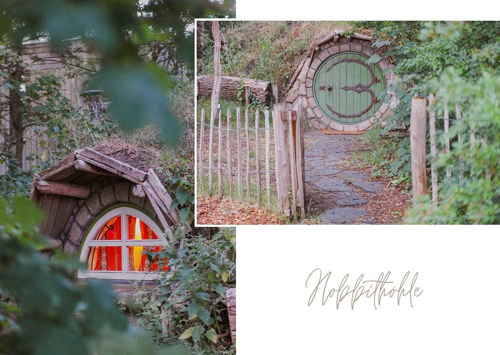 Hobbit-Wohnung Camping Geversduin 1