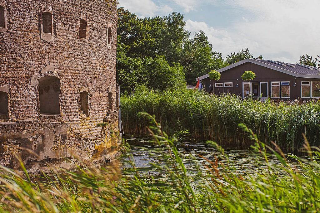 Paviljoen Uit & Meer Fort Uitemeer