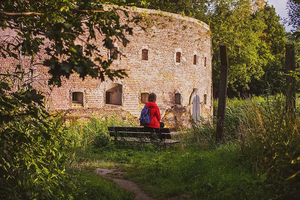 Fort Uitermeer bei Weesp
