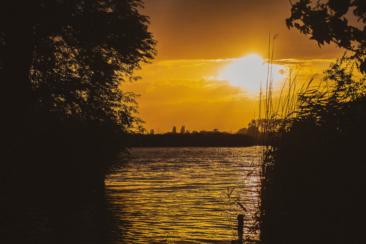 Floß bei Fort Uitermeer besondere Unterkunft in Holland (67)