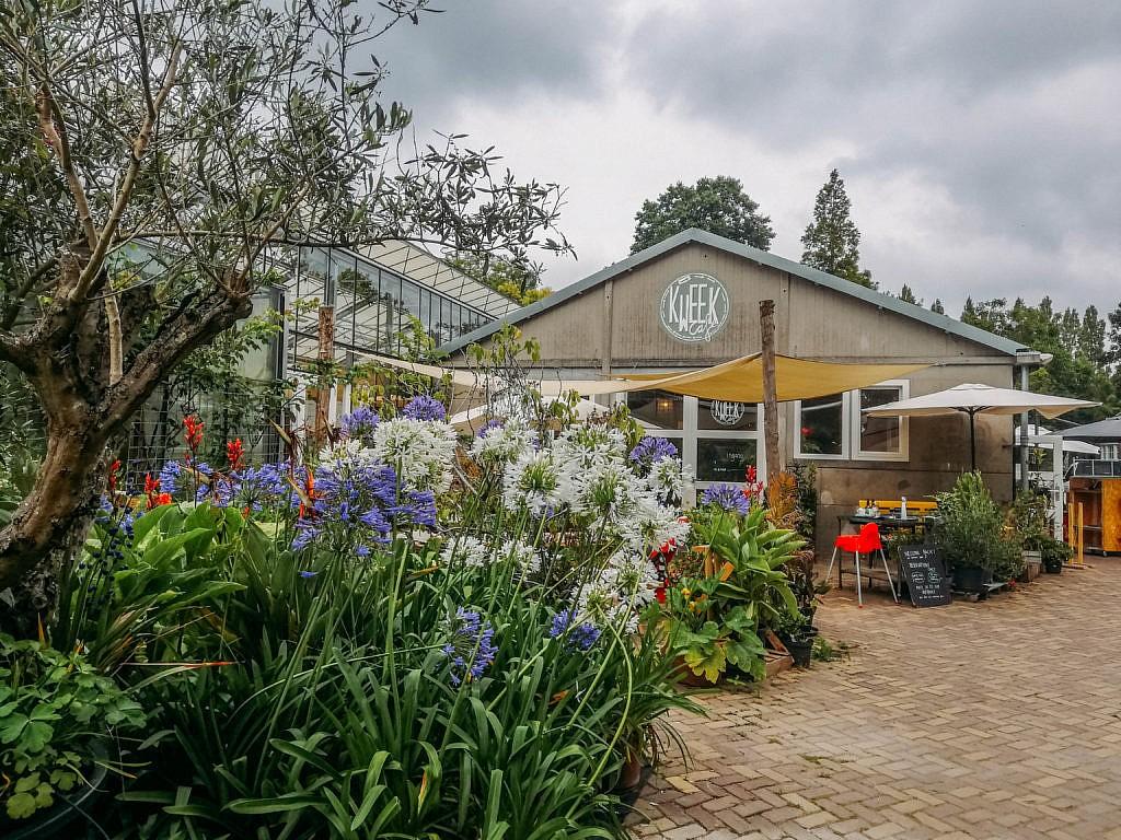 Haarlemmer Kweektuin - Kweekcafé
