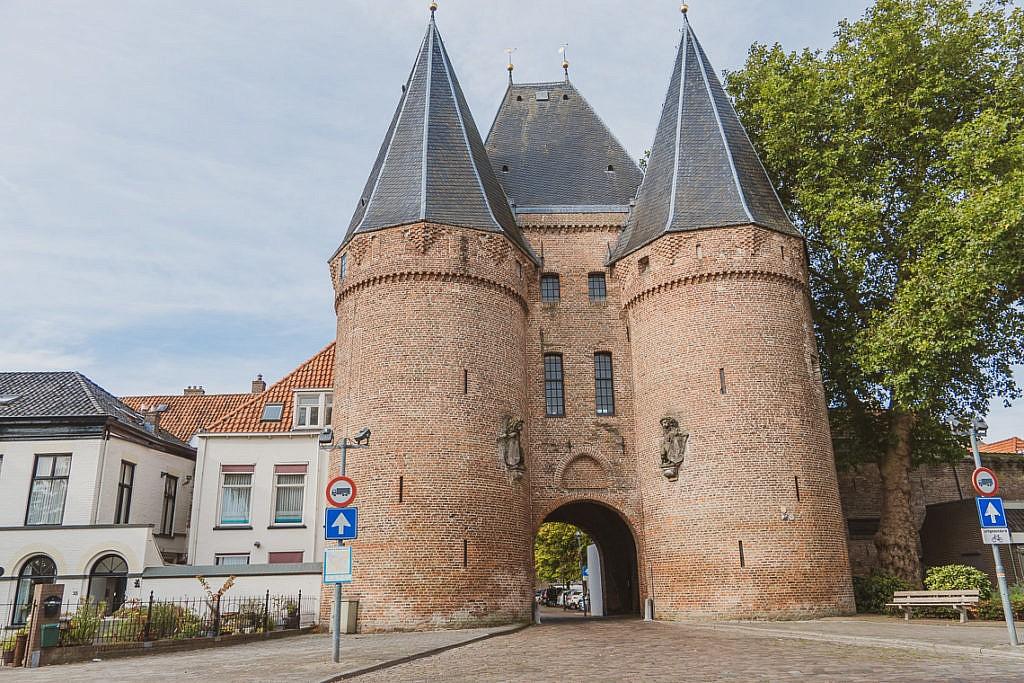Hansestadt Kampen Stadttor