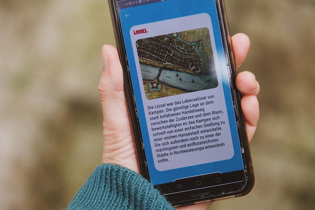 Hansestadt Kampen Sehenswürdigkeiten App