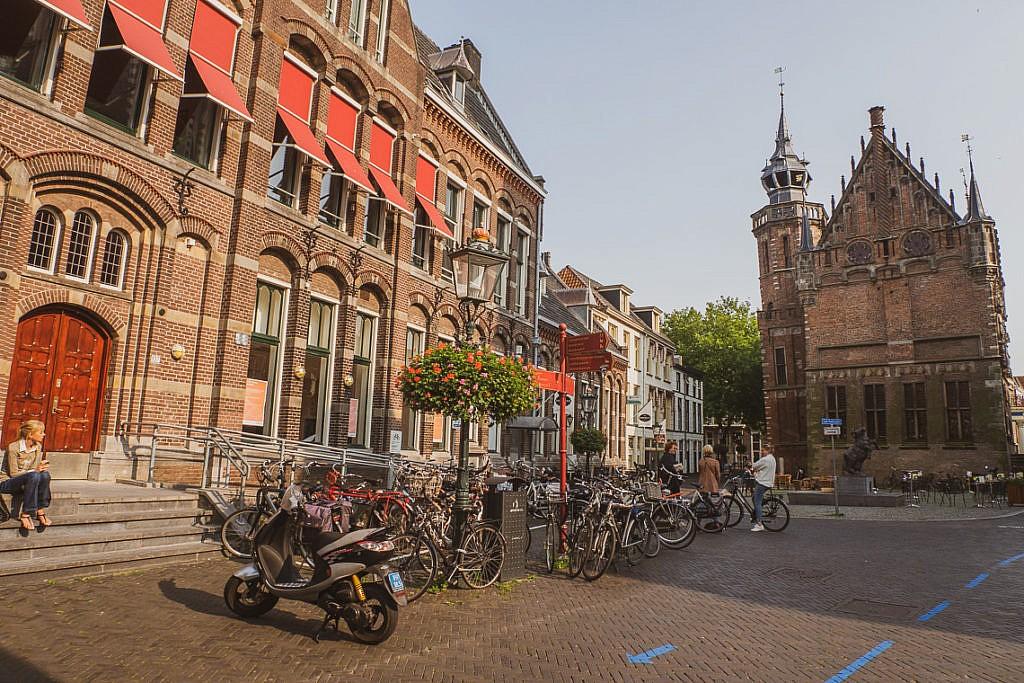 Altes Rathaus in Kampen