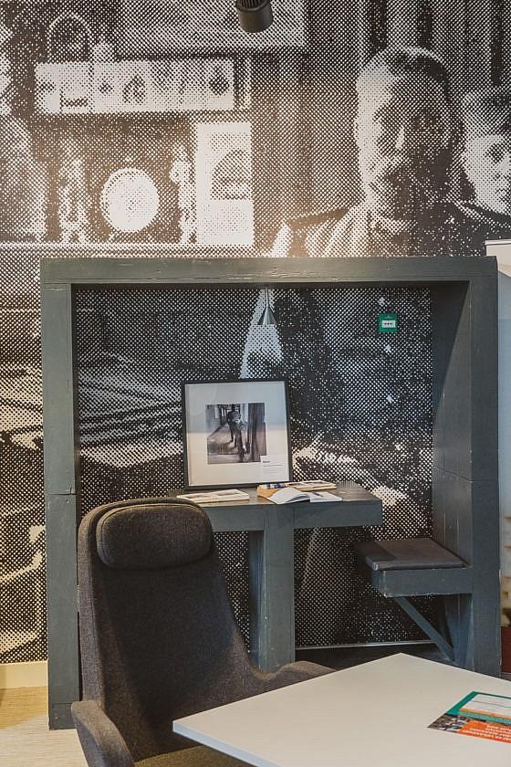 Bibliothek Kampen - Café Paatje