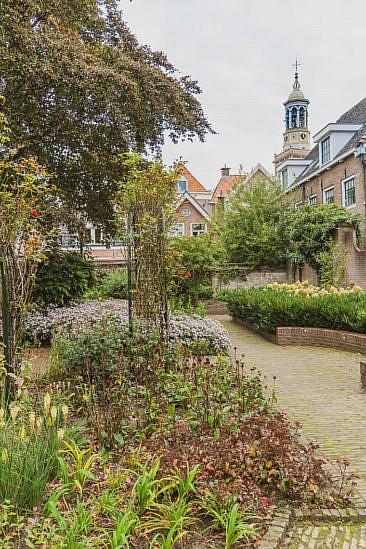 Hofje van Breda Kampen