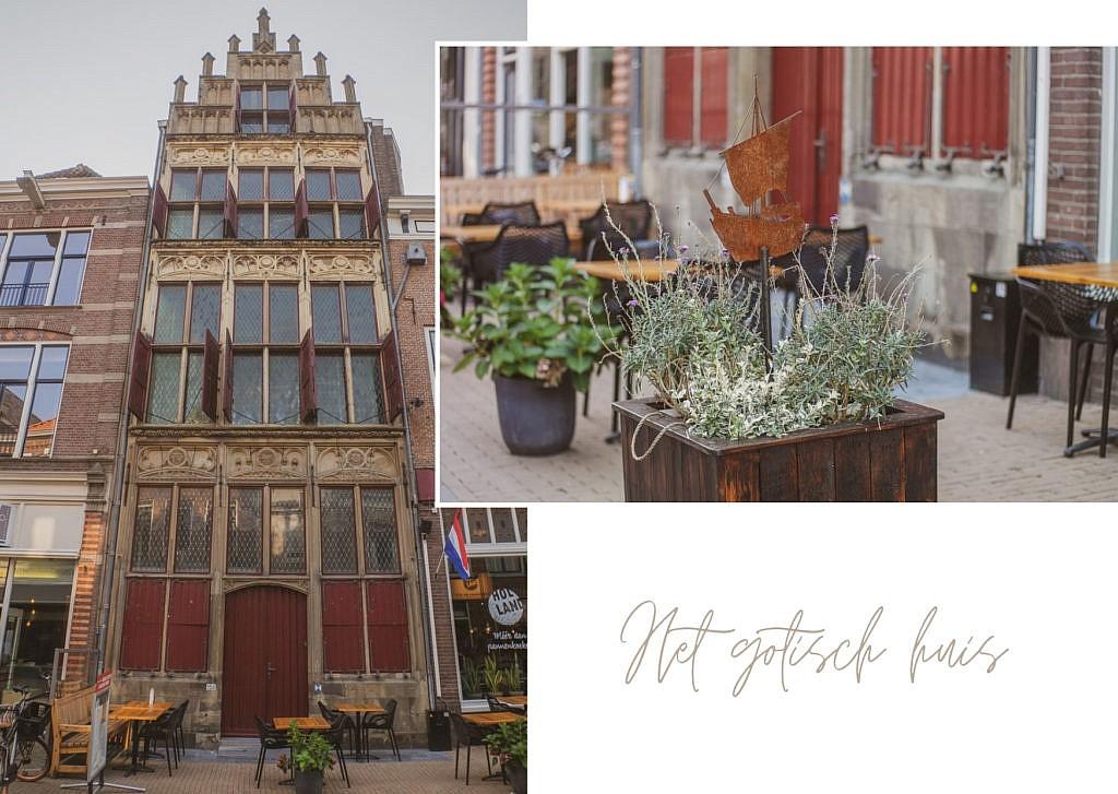 Hansestadt Kampen - Het gotisch huis