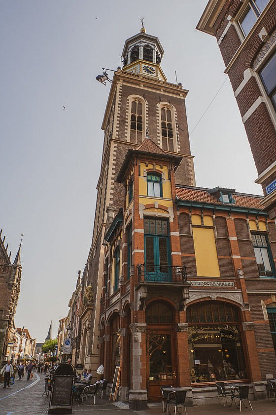 Kampen Sehenswürdigkeiten: Nieuwe Toren