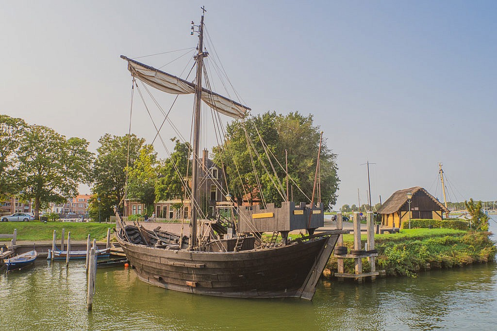Hansestadt Kampen Sehenswürdigkeiten Kamper Kogge