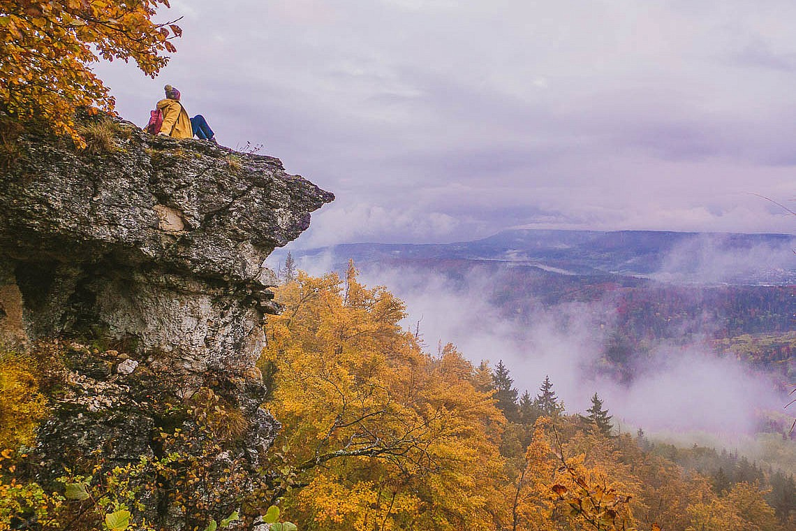 Traufgang-Zollernburgpanorama