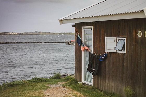 Aktivurlaub in Zeeland: Ein Haus am Meer auf dem Brouwersdam145