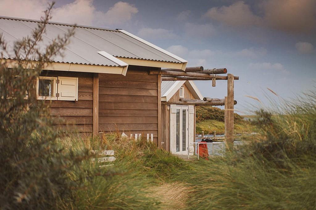 Aktivurlaub in Zeeland Haus am Meer auf dem Brouwersdam