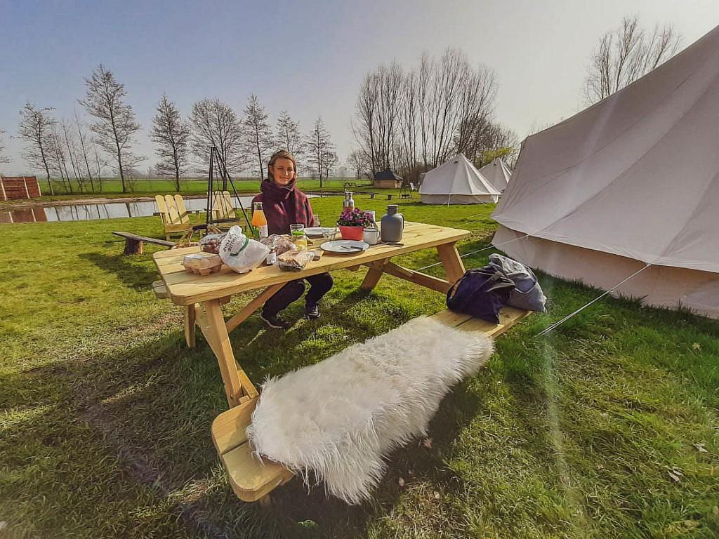 Glamping in Holland - Oetdoor