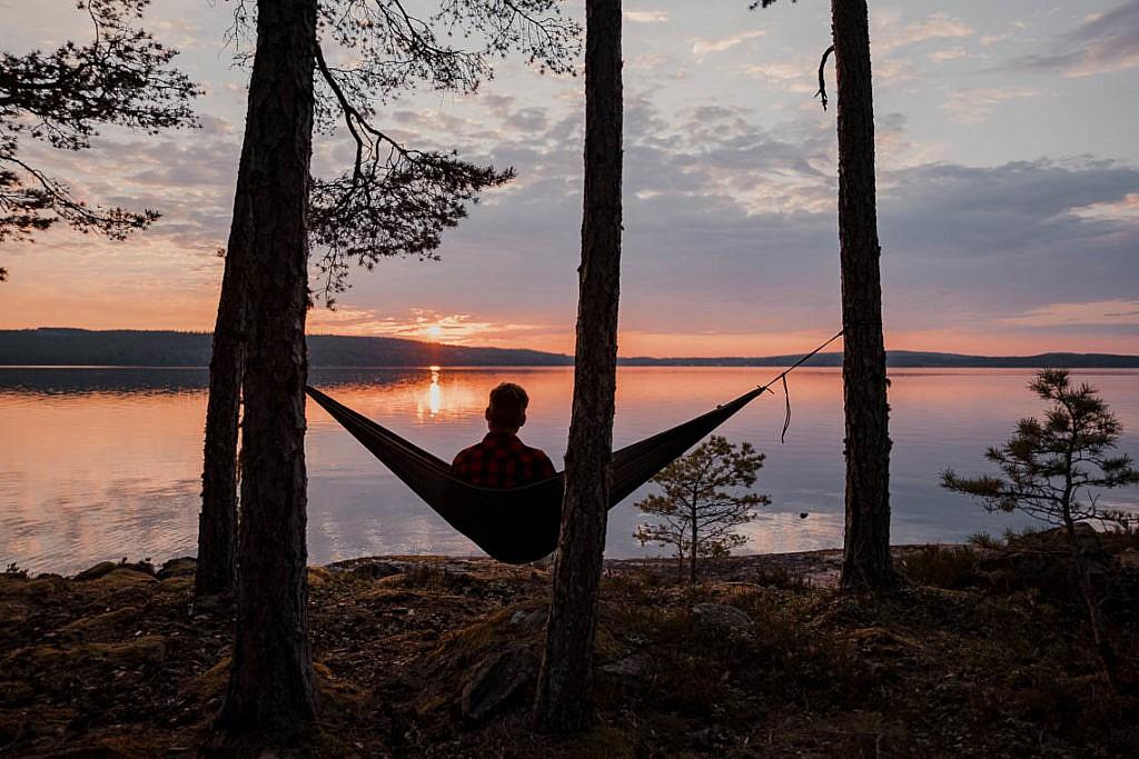 Der Kanutrip im Schweden