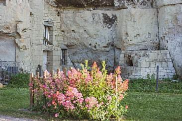 Turquant - Höhlendorf an der Loire