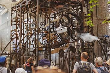 Machines de l'Ile Nantes