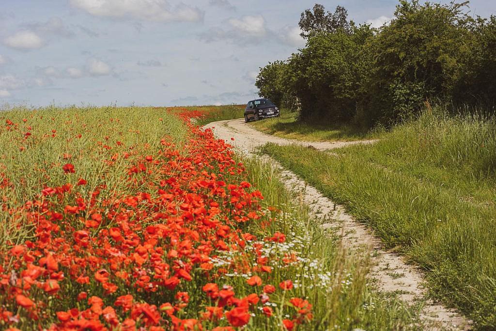Mietwagen Frankreich Roadtrip