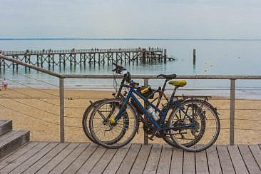 Radfahren auf der Insel Noirmoutier