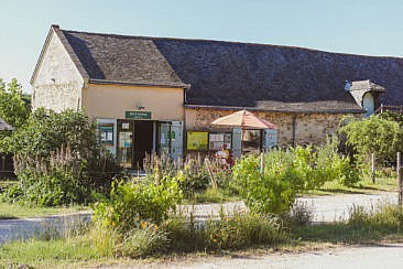 Huttopia Saumur