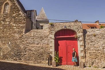 Frankreich Roadtrip Angers