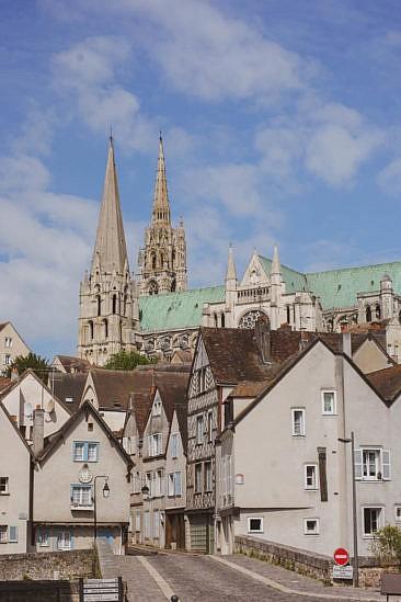Frankreich Roadtrip Chartres