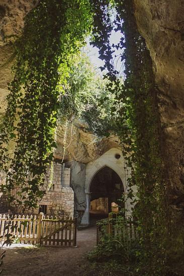 Souzay-Champigny – Höhlendorf an der Loire